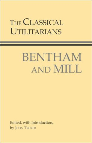 Download By Jeremy Bentham - The Classical Utilitarians (First Printing) (1/30/03) pdf epub