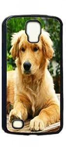 HeartCase Hard Case for Samsung Galaxy S4 Active (i9295 S4 Water Resistant Version) ( Golden Retriever Dog Pet )