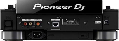 Pioneer DJ Professional Multi Player, Black, 8.10 x 18.20 x 16.30 (CDJ2000NXS2)