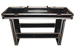 Fyht Pro - Mesa-maleta de DJ portátil