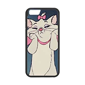 Aristocats iPhone 6 Plus 5.5 Inch Cell Phone Case Black present pp001_9597377