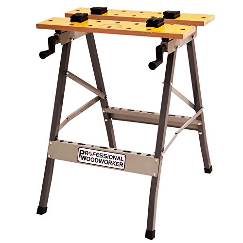 Professional Woodworker (Professional Woodworker 51834 Folding Work Bench Table)