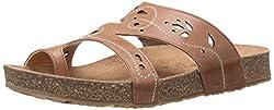 Haflinger Women's Marcy Black Sandal 37 (US Women's 6) M