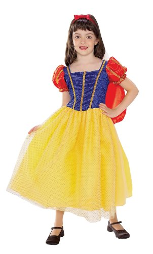 [Rubie's Child's Storytime Wishes Cottage Princess Costume, Medium] (White Fairy Costumes)