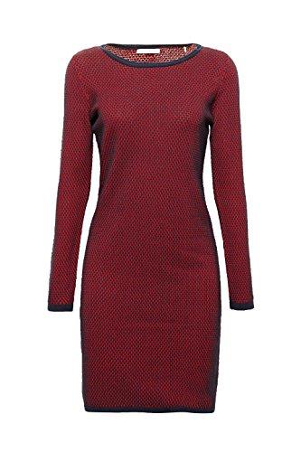 Edc 4 Para Esprit Mujer By 633 red Vestido Rojo rC0P7rZwqx