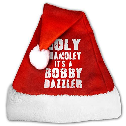 Holy Shamoley It's A Bobby Dazzler Christmas