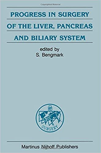 'Progress in Surgery of the Liver, Pancreas and Biliary System' (Developments in Surgery)