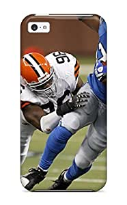 Cute Appearance Cover/PC TlRJdEa2392AaDFv Detroit Lions Levelandrowns Case For HTC One M7 Cover
