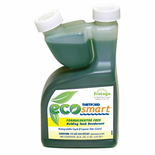 Thetford 36 Ounce 32949 Eco-Smart Green Formula Holding Tank Deodorant-36 oz