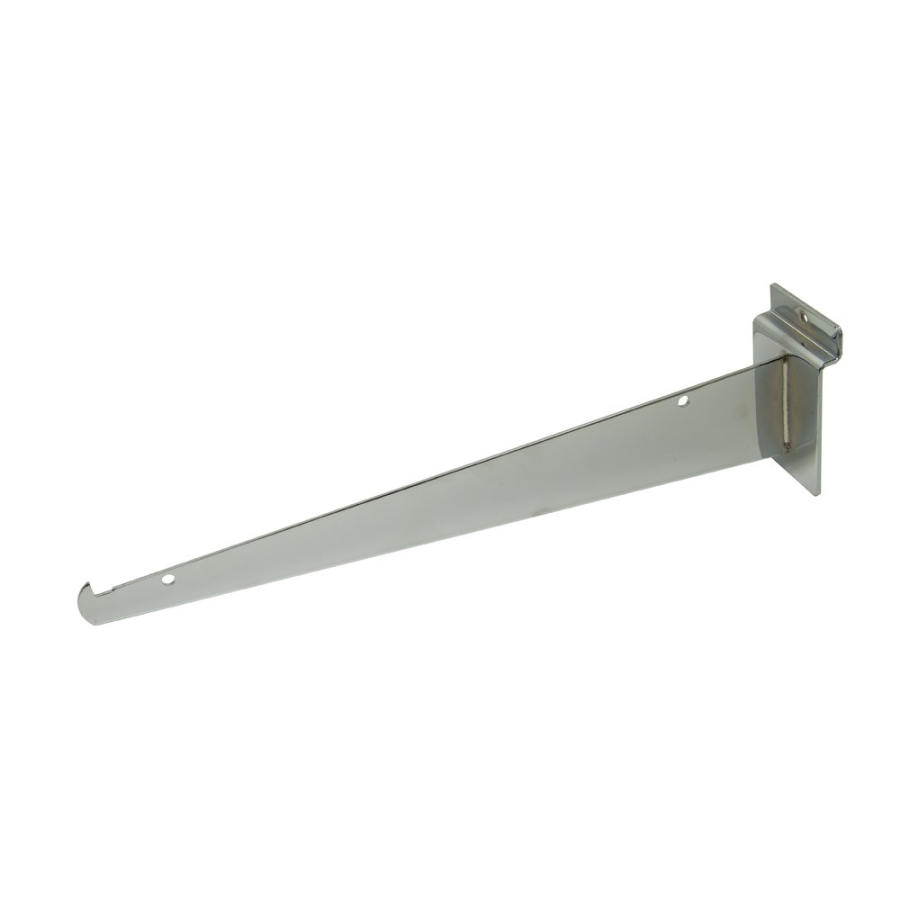 Econoco Knife Bracket for Slat Wall, 12'' (Pack of 48)