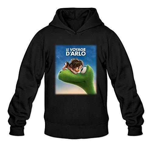 Men Best Movie The Good Dinosaur Poster Hoodie - The Grande Park Pier