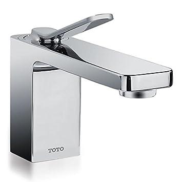 Toto TL170SDALQ#CP Kiwami Renesse Single Handle Lavatory Faucet ...