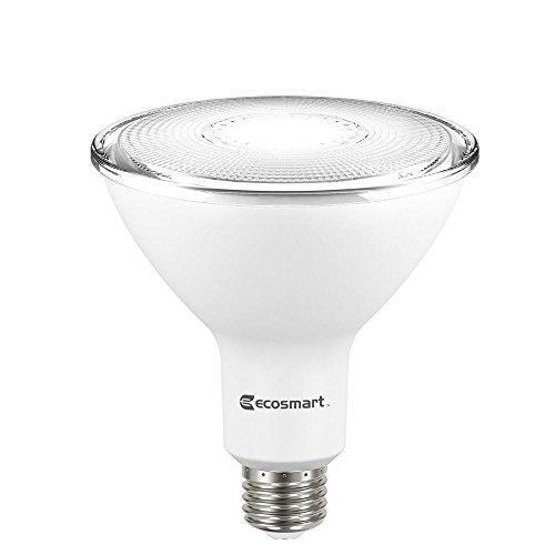 4 Pack EcoSmart 90W Equivalent Bright White PAR38 Dimmable L