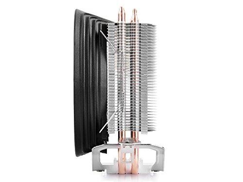 DEEPCOOL GAMMAXX 200T CPU Cooler 2 Heatpipes 120mm PWM Fan CPU Cooler INTEL/AMD AM4 Compatible