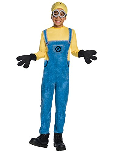 Rubie's Costume Despicable Me 3 Child's Jerry Minion Costume, Multicolor, Small for $<!--$18.83-->