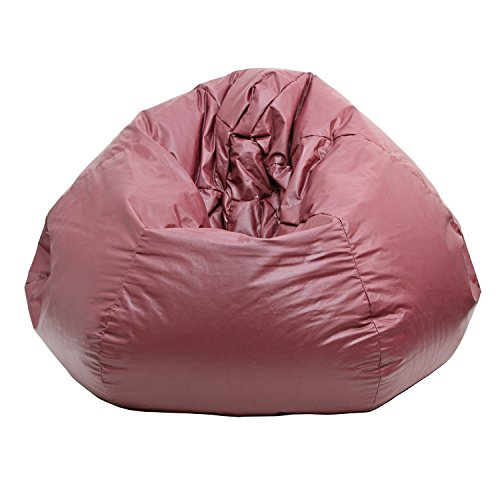 Gold Medal Bean Bags Small/Toddler Leather Look Vinyl Bean Bag, ()
