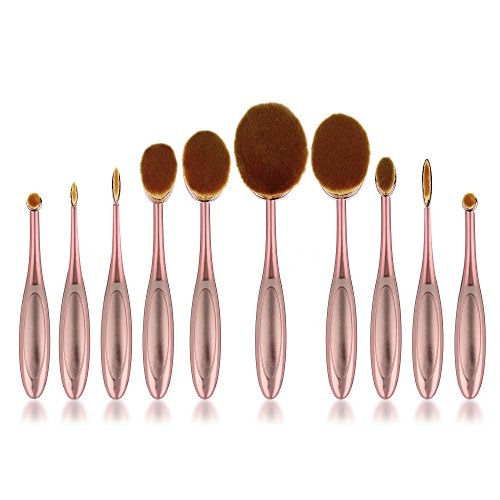 ddec16772ae2 TOP 15 BEST MAKEUP BRUSHES OVAL TOOTHBRUSH REVIEWS 2018 on Flipboard ...