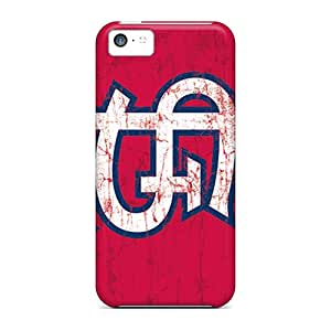 GTc13300vciQ Snap On Case Cover Skin For Iphone 5c(st. Louis Cardinals)