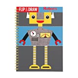 Mudpuppy Robots Flip and Draw