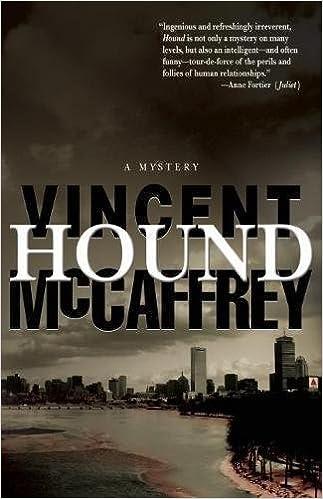 Hound a novel