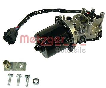 Metzger 2190543 Motor del limpiaparabrisas: Amazon.es: Coche y moto