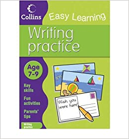 Easy Learning: Writing Age 7-9 (Collins Easy Learning Age 7-11)- Common