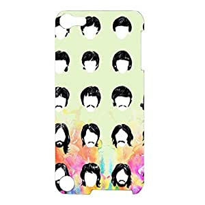 Protective The Beatles Phone Case For Ipod Touch 5th Generation The Beatles Luxury Logo