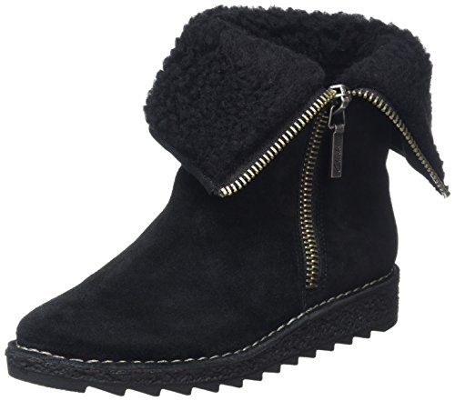 Beth Femme Clarks Classiques Noir Olso Bottes black fIq0wn05Pz