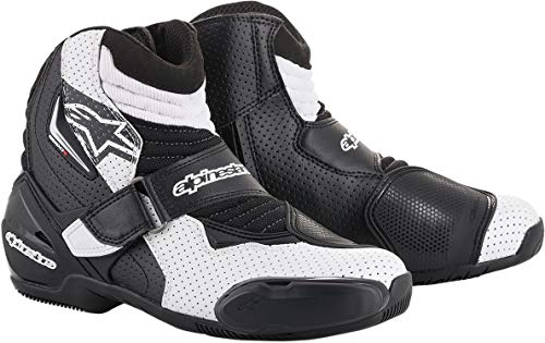 Alpinestars SMX-1 R Vented Boots (45) - 1 Shoes Riding Smx
