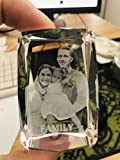 Personalized Custom 2D/3D Holographic Photo Etched