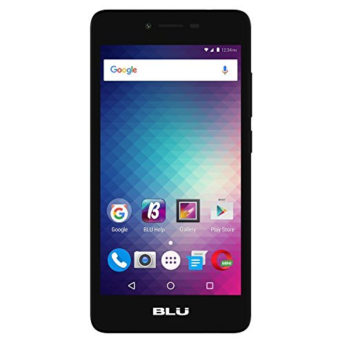 BLU Studio G2 S010Q Unlocked GSM Quad-Core Android Phone - B
