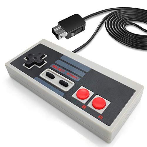 Trvl Fielder Nintendo NES Classic Edition Wired Controller for Nintendo NES - Nintendo Entertainment System Classic (1 Controller - System Sold Separately)