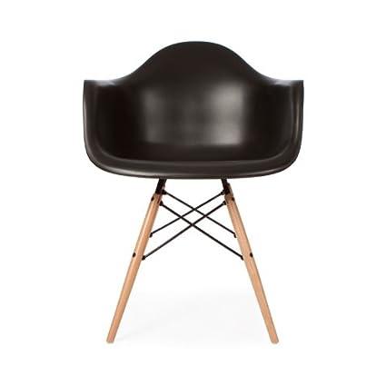 Tacos de madera Base Eiffel brazo silla: Amazon.es: Hogar