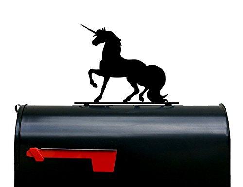 Unicorn Mailbox Topper / Sign