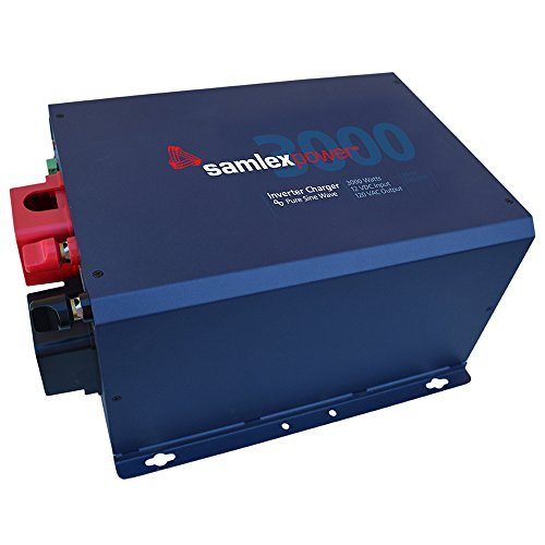 (Samlex America Solar EVO-3012 Evolution Series Inverter/Charger)