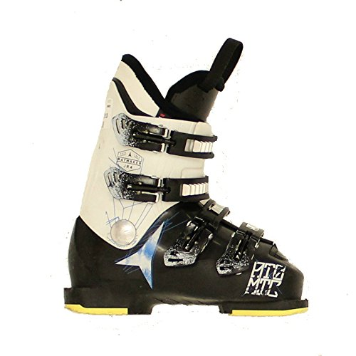 Used 2016 Kids Atomic Waymaker Jr 4 Ski Boots Youth Sizes - (Jr Kids Ski Boot)