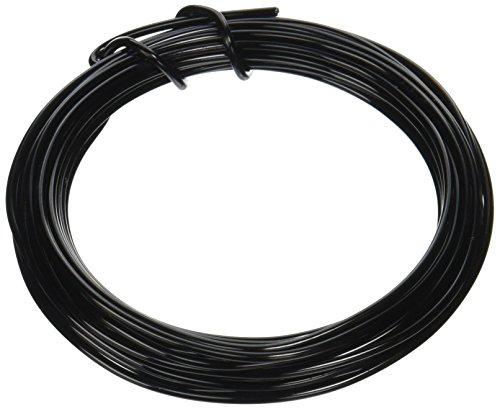 - Darice 1186-56 Aluminum Floral Wire 12 Gauge 5 Yd, Black