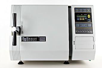 Refurbished Tuttnauer 2340 EK Kwiklave Autoclave