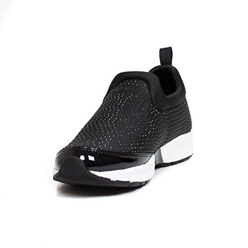 Schwarz Sneaker Armani schwarz schwarz Herren PqTwHC