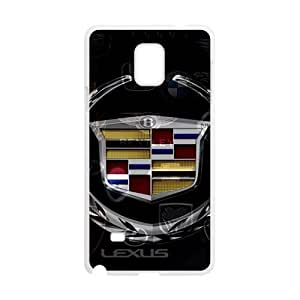 DAZHAHUI Cadillac Lexus Bentley sign fashion cell phone case for Samsung Galaxy Note4