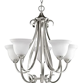 Amazon.com: Progress P4405 – 09 – Lámpara de techo (3 luces ...