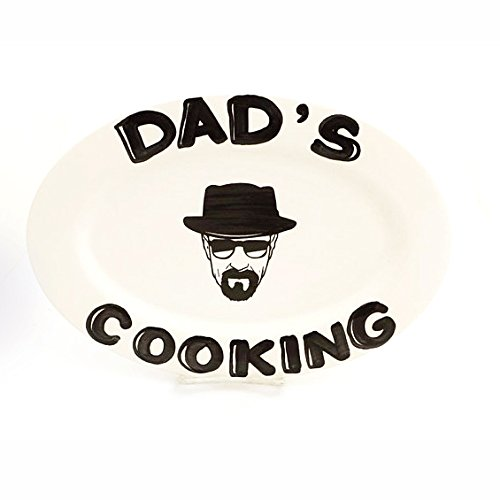 Dad's Cooking Breaking Bad Parody Platter