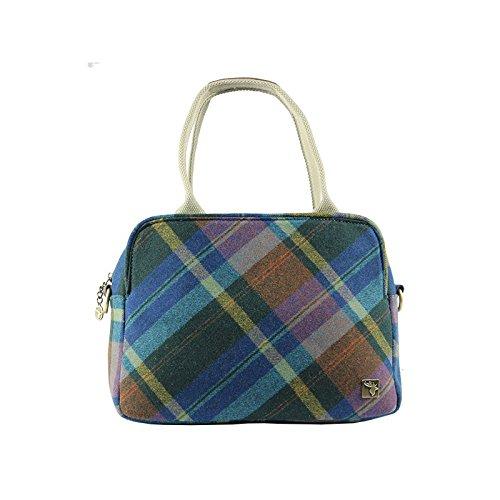 Tweed Tote Bag Day Check Multi wBwqA18