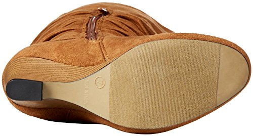 Wide Wide amp; Boot Co Chestnut Calf Slouch Regular 05 Melbourne Brinley Women's w7qH84w