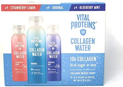Amazon Com Vital Proteins Vital Proteins Collagen Water Variety Pack 12 Pack 12 Fl Ounce Net Wt 144 Fl Ounce 144 Fl Ounce Grocery Gourmet Food,Yellow Automotive Paint