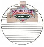 "Brinkmann Smokeshop Replacement 15.5"" Crome Grill"