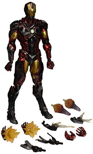 Square Enix Marvel Comics: Variant Play Arts Kai Iron Man Action Figure