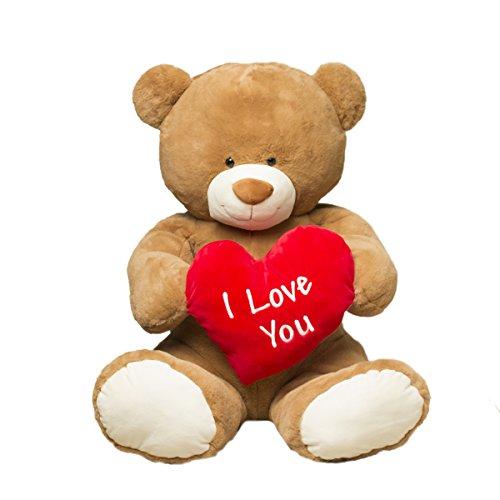 Gitzy Jumbo Teddy Bear with