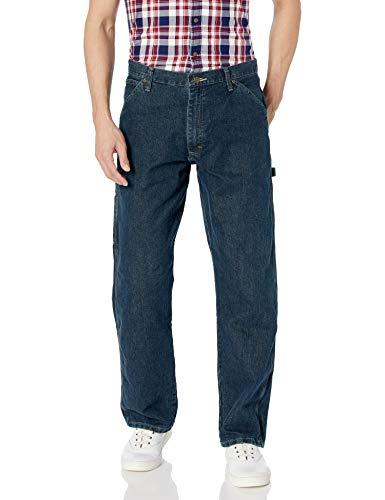 Wrangler Authentics Men's Classic Carpenter Jean, Storm, 40x32