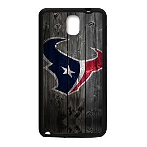For Samsung Galaxy S6 Cover over - Diy NFL Houston Texans Team Logo Design TPU Case Cover For Samsung Galaxy S6 Cover - Black 05